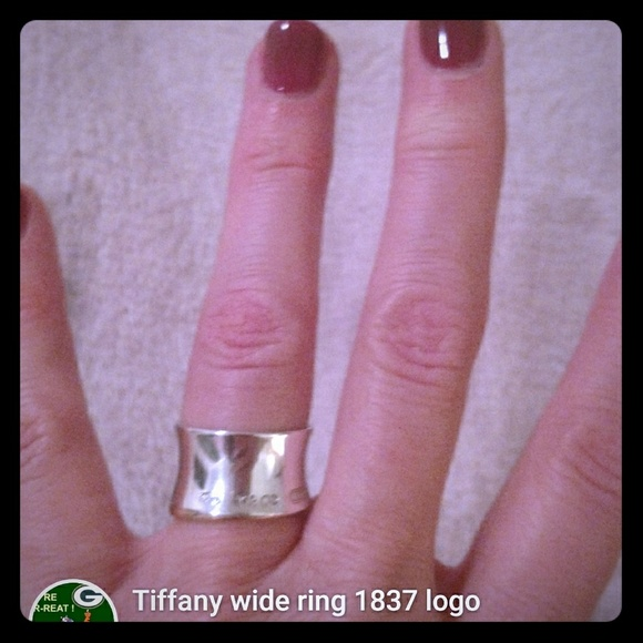 d6a2299d1df2f Tiffany 1837 wide ring
